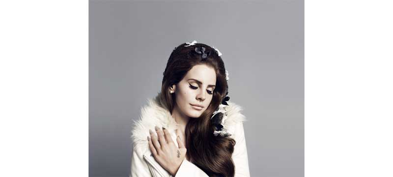Lana Del Rey for H&M Fall 2012