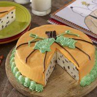 I Love Ice Cream Cakes Charlie Brown Peanuts Harvest Cake