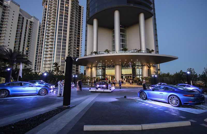 Luxury High Rise Porsche Design Tower Miami Opens Marienela